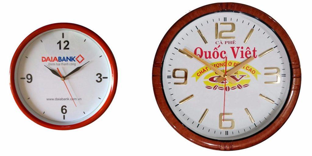 Đồng hồ quảng cáo, đồng hồ quà tặng