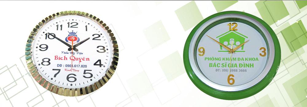 Mẫu đồng hồ treo tường quà tặng