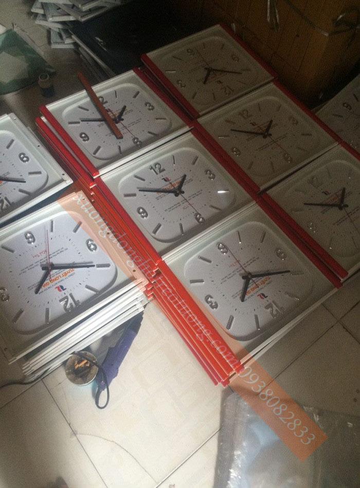 Sản xuất đồng hồ treo tường quảng cáo