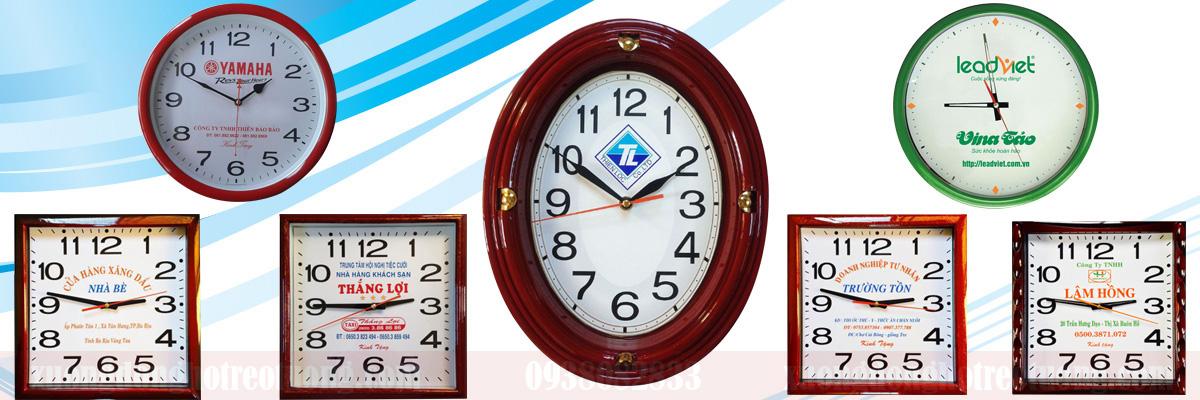 Những mẫu đồng hồ treo tường quà tặng đẹp