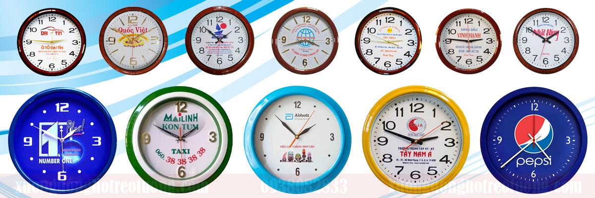 Đồng hồ làm quà tặng khách hàng