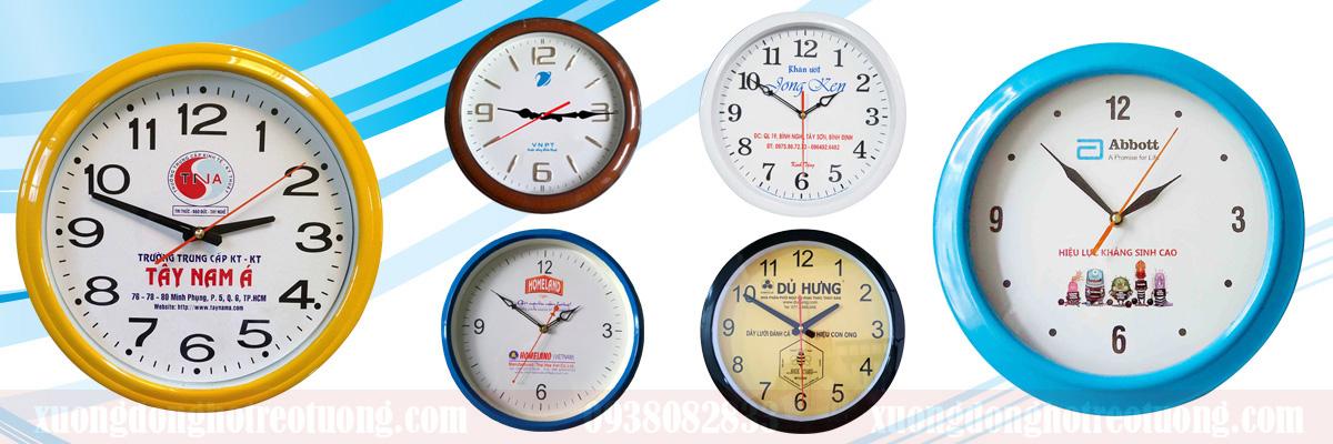 Sản xuất đồng hồ treo tường